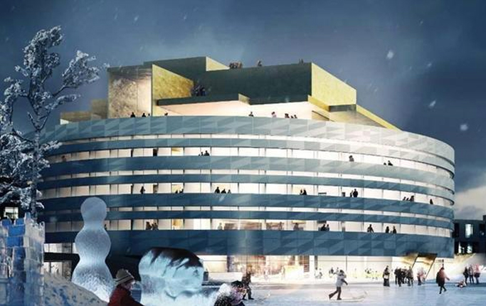 Kiruna stadshusoriginal